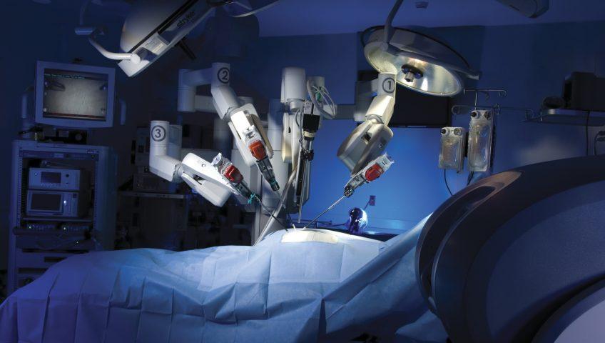 Ρομποτική χειρουργική: Σύστημα da Vinci
