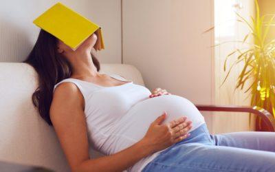 Ο ύπνος θρέφει τα παιδιά : υπνηλία στην εγκυμοσύνη